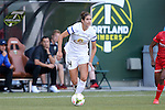 19 June 2015: Kansas City's Yael Averbuch. The Portland Thorns FC hosted FC Kansas City at Providence Park in Portland, Oregon in a National Women's Soccer League 2015 regular season match. The game ended in a 1-1 tie.
