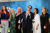 HOLLYWOOD, CA - JULY 9: Dan Aykroyd, Donna Dixon at the premiere of Sony Pictures' 'Ghostbusters' held at TCL Chinese Theater on July 9, 2016 in Hollywood, California. Credit: David Edwards/MediaPunch
