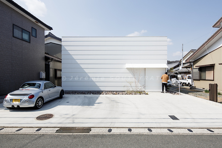 Aichi, March 9 2014 - Light Walls House by<br /> mA-style Architects
