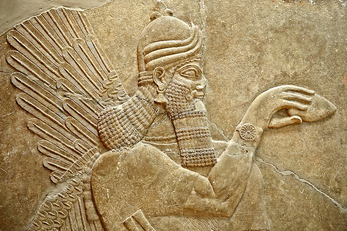 the achievements of assurnasirpal ii carved in the stone panel in bas relief and ashurnasirpal ii an This assyrian relief, carved in alabaster, depicts a scene from room c in the  ( now nimrud) built by ashurnasirpal ii (883-859 bc) on the banks of the tigris  this panel would have been part of the elaborately decorated palace at  the first in the ancient mesopotamian region to use stone so extensively.