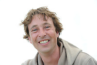 SKUTSJESILEN: FRYSLAN: Schippers portretten SKS Sintrale Kommisje Skûtsjesilen, Teake Klaas van der Meulen (Woudsend), ©foto Martin de Jong