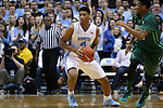 16 December 2015: North Carolina's Isaiah Hicks. The University of North Carolina Tar Heels hosted the Tulane University Green Wave at the Dean E. Smith Center in Chapel Hill, North Carolina in a 2015-16 NCAA Division I Men's Basketball game. UNC won the game 96-72.