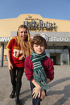 Harry Potter Studios selected