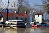 Flooded Automobiles Shepherdsville, Kentucky