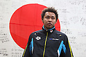Kosuke Kitajima (JPN), APRIL 12, 2011 - Swimming : a press conference of announcement the members of Japan team for the 14th FINA World Championships Shanghai 2011 at Ajinomoto NTC, Tokyo, Japan. (Photo by YUTAKA/AFLO SPORT) [1040]