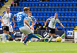 St Johnstone v Falkirk&hellip;23.07.16  McDiarmid Park, Perth. Betfred Cup<br />Liam Craig misses from the penalty spot<br />Picture by Graeme Hart.<br />Copyright Perthshire Picture Agency<br />Tel: 01738 623350  Mobile: 07990 594431