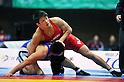 Atsushi Matsumoto, DECEMBER 21, 2011 - Wrestling : All Japan Wrestling Championship Men's Free Style -84kg Final at 2nd Yoyogi Gymnasium, Tokyo, Japan. (Photo by Jun Tsukida/AFLO SPORT) [0003]
