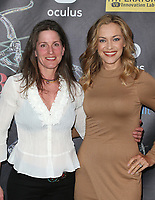 BEVERLY HILLS, CA - April 20: Melanie Wise, Kristanna Loken, At Artemis Women in Action Film Festival - Opening Night Gala At The Ahrya Fine Arts Theatre In California on April 20, 2017. Credit: FS/MediaPunch