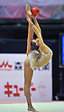 Evgeniya Kanaeva (RUS), OCTOBER 30, 2010 - Rhythmic Gymnastics : AEON CUP 2011 Worldwide R.G. Club Championships at Tokyo Metropolitan Gymnasium in Tokyo, Japan. (Photo by AFLO)