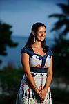 Gabrielle Fondiller, founder of Hatua Likoni, a foundation that supports needy school children in Likoni,Kenya.