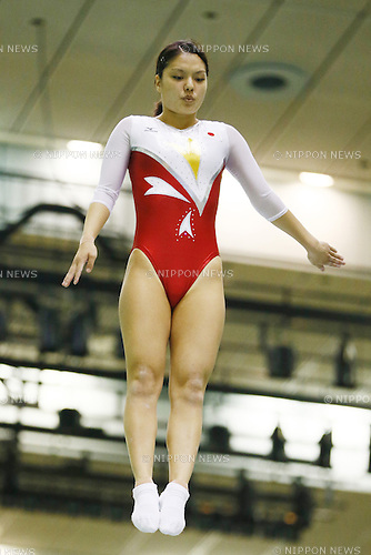 Ayana Yamada (JPN),<br /> June 3, 2014 - Trampoline : <br /> The 3rd Trampoline Asian Championships <br /> Women senior Preliminary<br /> at Chiba Port Arena, Chiba, Japan. <br /> (Photo by AFLO SPORT)