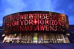 Lighting up Wales
