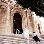 The Mission Dolores Basilica is the heart of the Latin District (The Mission District) of San Francisco.
