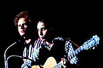 Simon & Garfunkel 1970 Art Garfunkel and Paul Simon