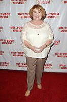 """HOLLYWOOD, CA - AUGUST 18:  Patrika Darbo at """"Child Stars - Then and Now"""" Exhibit Opening at the Hollywood Museum on August 18, 2016 in Hollywood, California. Credit: David Edwards/MediaPunch"""