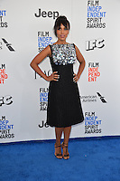 Kerry Washington at the 2017 Film Independent Spirit Awards on the beach in Santa Monica, CA, USA 25 February  2017<br /> Picture: Paul Smith/Featureflash/SilverHub 0208 004 5359 sales@silverhubmedia.com