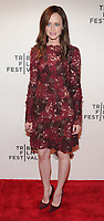 NEW YORK, NY - April 21: Alexis Bledel attends the premiere of 'The Handmaid's Tale' during Tribeca Film Festival at BMCC Tribeca PAC on April 21, 2017 in New York City.@John Palmer / Media Punch