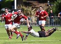 161008 College Rugby - NZ Schools Barbarians v Australia