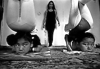 Mongolian School of Contortion