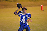 Water Valley vs. Bruce in junior varsity football in Water Valley, Miss. on Monday, October 10, 2011.