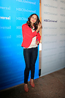 PASADENA - APR 18:  Katharine McPhee arrives at the NBCUniversal Summer Press Day at The Langham Huntington Hotel on April 18, 2012 in Pasadena, CA