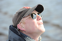 ZEILEN: DE VEENHOOP: 12-04-2014, SKS Skûtsje Drachten, Jeroen Pietersma, ©foto Martin de Jong