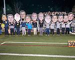 Wethersfield Senior Night 2014