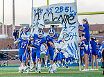 Glastonbury @ Southington Varsity Football 2014