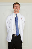 Noah Quinlan. White Coat Ceremony, class of 2016.