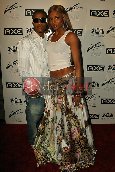 Bow Wow and Ciara<br />
