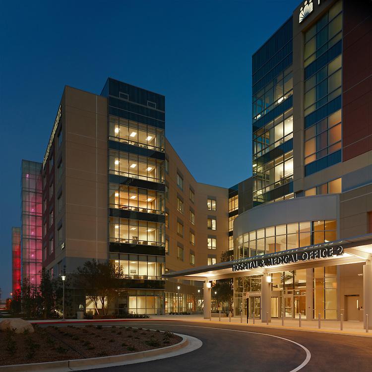 Kaiser Permanente Orange County Medical Center Anaheim   Architect: Cannon Design