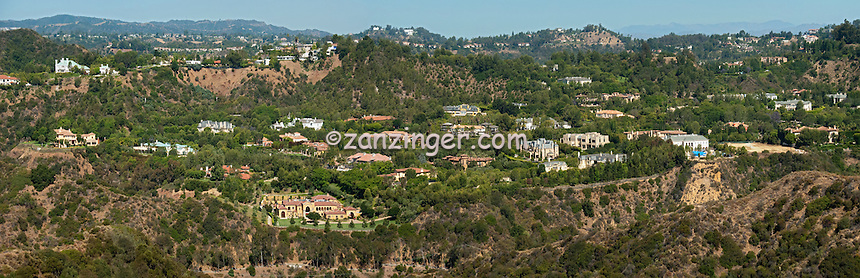 Beverly Park, Brentwood CA, Franklin Canyon, Luxury Homes, Panorama, Celebrity Estates