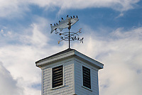 Massachusetts, Cuttyhunk Island, Methodist Church
