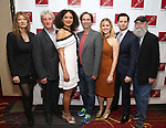 The 'Groundhog Day' Family attends The New Dramatists' 68th Annual Spring Luncheon at the Marriott Marquis on May 16, 2017 in New York City.