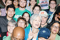 Jill Stein - Campaign Rally - Old South Church - Boston, MA - 30 October 2016