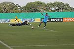 Jaguares de Córdoba y Once Caldas igualaron 1-1, en Montería. Fecha 3 Liga Águila II-2016.