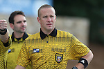 21 August 2015: Assistant Referee Mark Buda. The Duke University Blue Devils played the Fresno State Bulldogs at Fetzer Field in Chapel Hill, NC in a 2015 NCAA Division I Women's Soccer game. Duke won the game 5-0.