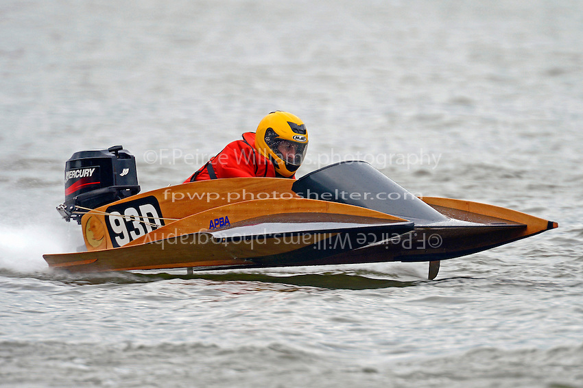 93-D   (Outboard Hydroplane)