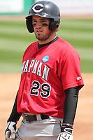 2011 May 27 Chapman Panthers @ Kean Cougars