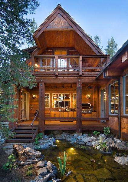 Lahontan Residence.MWA Architects