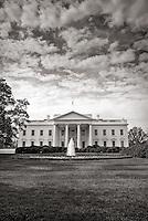 White House Washington DC<br /> Washington DC Stock Photography