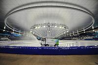 SCHAATSEN: HEERENVEEN: 03-11-2016, IJsstadion Thialf, Sneak Preview pers, ©foto Martin de Jong