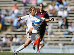 North Carolina's Casey Nogueira on Sunday, October 15th, 2006 at Fetzer Field in Chapel Hill, North Carolina. The University of North Carolina Tarheels defeated the Virginia Tech Hokies 1-0 in an Atlantic Coast Conference NCAA Division I Women's Soccer game.
