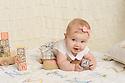 Ashlyn at 6 months