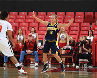 Michigan@Marland Women's Basketball