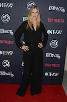 LOS ANGELES, CA - SEPTEMBER 15: Actress Kristin Bauer van Straten attends the screening of Discovery Impact's 'Huntwatch' at NeueHouse Hollywood on September 15, 2016 in Los Angeles, California. Credit: David Edwards/MediaPunch