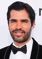 PASADENA, CA, USA - OCTOBER 10: Eduardo Verastegui arrives at the 2014 NCLR ALMA Awards held at the Pasadena Civic Auditorium on October 10, 2014 in Pasadena, California, United States. (Photo by Celebrity Monitor)