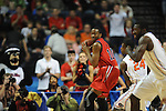 Ole Miss' LaDarius White (10) vs. Florida in the SEC championship game at Bridgestone Arena in Nashville, Tenn. on Sunday, March 17, 2013.