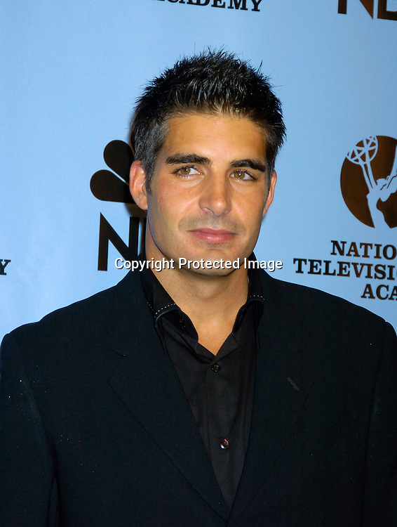 Galen Gering ..at the Daytime Emmy Awards on May 21, 2004 in the Press Room at Radio City Music Hall...Photo by Robin Platzer, Twin Images