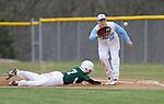 4-16-15, Skyline High School vs Gabriel Richard High School varsity baseball